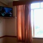 Deluxe room with overlooking view