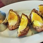 Scotch Egg.