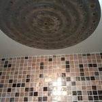 Lime Scale on the Shower Head