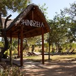 Main entrace to Shindzela