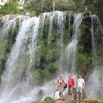 Эль Ничо Водопады