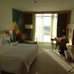 Spacious comfortable room
