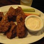 decent chicken wings
