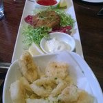 Seafood Starter Platter (for 2 persons)