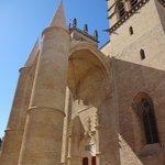 Cathédrale Saint-Pierre, Montpellier (Hérault), France.