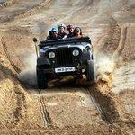 Firhjulstrækker-, ATV- og offroadture