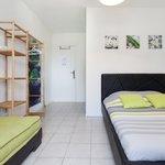 Chambres les Bambous - 1 à 3 personnes