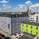 RiKu HOTEL Neu-Ulm - Außenansicht