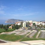 View from Family Room on Top Floor Looking Back to Alanya