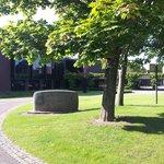 Вход на территорию Университета