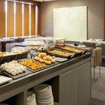 Buffet Desayuno en el Desayunador