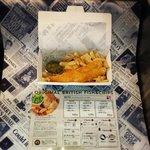 Malins Fish and Chips Japan