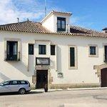 Fachada del Palacio de Monfarracinos