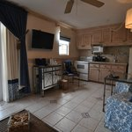 Room 2 kitchen area