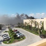 fire in hotel absooutely discusting