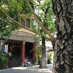 Spring Hotel near corner of Hai Ba Trung & Le Thanh Ton