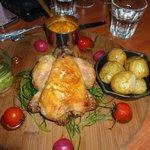 Chicken Main Meal