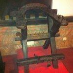 silla de tortura