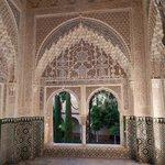 Alhambra Nasrid Palace