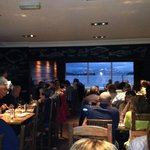 Restaurant with a view of the Harbour (not the only window)