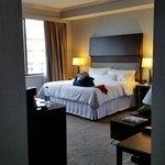 View of Corner King Suite room