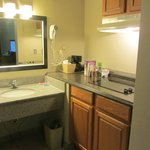 Sink and Kitchenette