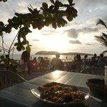 Sunset at Rafii's