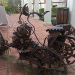 Steampunk motor-trike