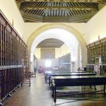 The library is one of the most important in Spain