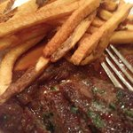 My Chipotle Pork & Fries