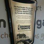 The Original Dunkin Donut...very good.
