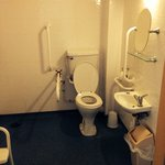 Death trap wet room