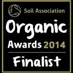 Vote for us at www.soilassociation.org/organicawards in September 2014