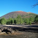 Sunset Crater Mountain