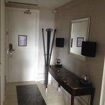Superior Room Foyer