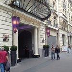 Marriott Ambassador Hotel Paris