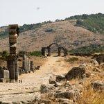 L'antico ingresso