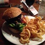 NZ lamb & pigtail fries