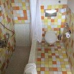 awful shower bath tub