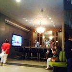 The manhattan - lobby