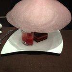 Il dessert Le petit Trianon