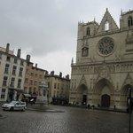 La catedral y su entorno