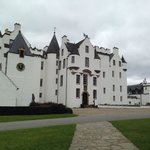 Blair Castle well worth a look
