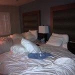 ¡Les garantizo que las camas son muuuy cómodas!