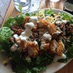 Crispy Cobb Salad