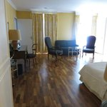Superior Double Room: Can for sure accommodate an extra