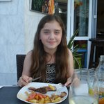 Pork chops off the childrens menu
