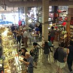 Inside Murray's cheese shop