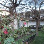 Beautiful Gardens abound