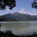 озеро со стороны д. Кохель